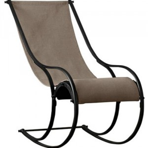 Chaise Vintage Rocking